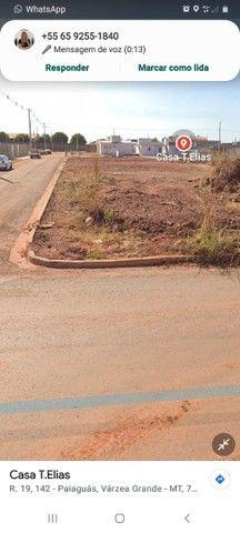 Terreno Paiaguais Avenida principal