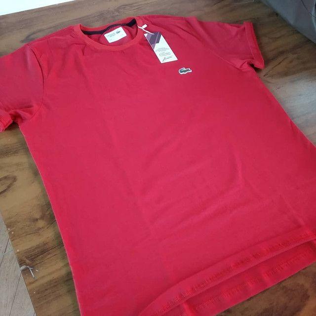 Camiseta L@coste Clássica - Foto 3