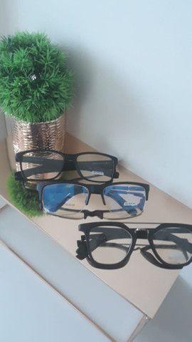Óculos graduados e sol  - Foto 3