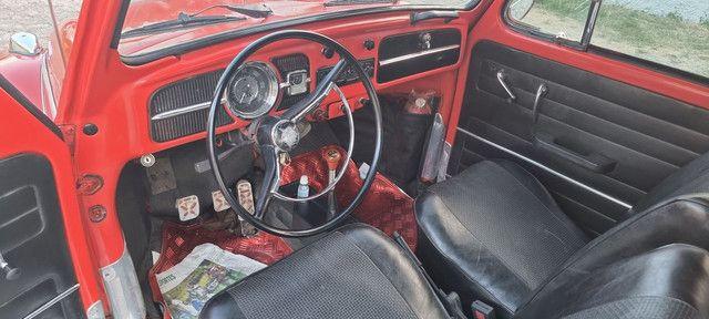 VW fusca 1.300 ano 1970 uma Relíquia   - Foto 11