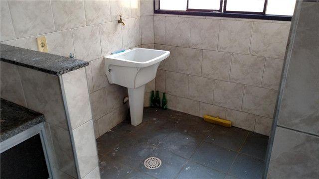 Apartamento com 3 dormitórios para alugar, 0 m² por R$ 600,00/mês - Olinda - Uberaba/MG - Foto 12