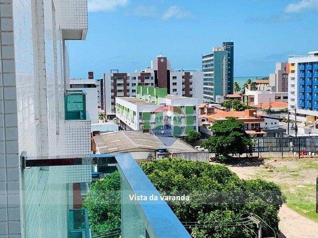 Aluga ótimo apto, 2 suítes, posição sul, por R$ 2.400 Cabo Branco ? João Pessoa/PB - Foto 2