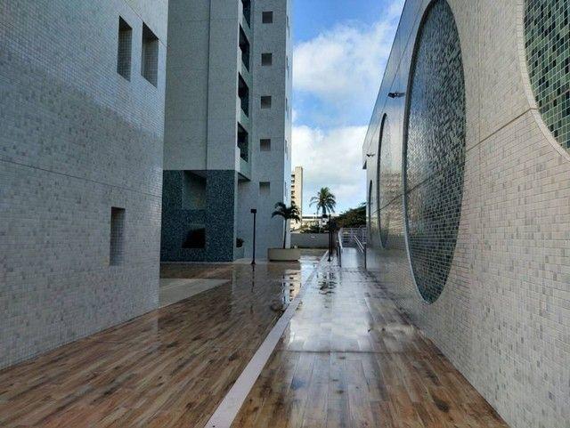 Apartamento beira mar a venda em Maceió com 250 metros quadrados com 4 suítes Ed. Gênova R - Foto 16