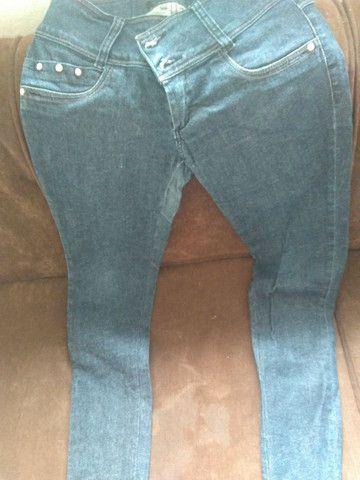Calças jeans 38 ao 40 - Foto 6