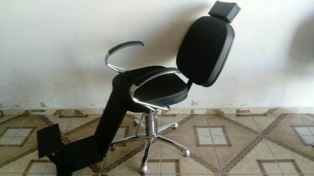 Cadeira Nova P/Barbeiro