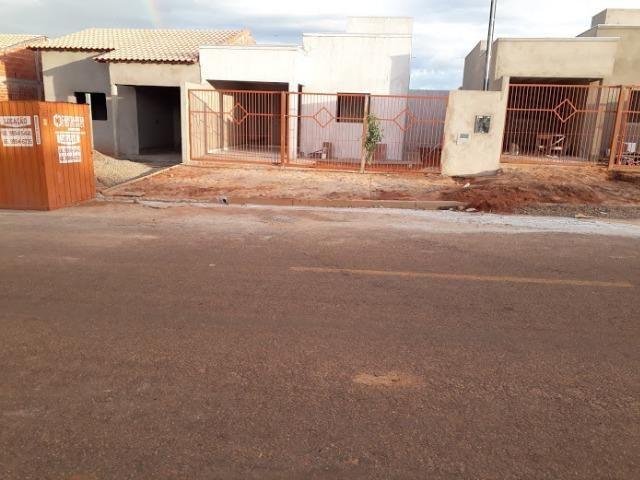 Parque Universitário, Casas em fases de acabamento, disponível para vendas