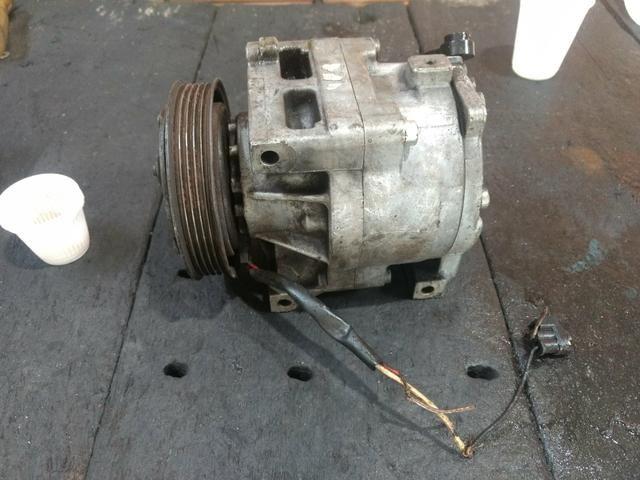 Compressor Scrool