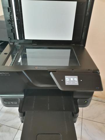 Hp impressora 8600