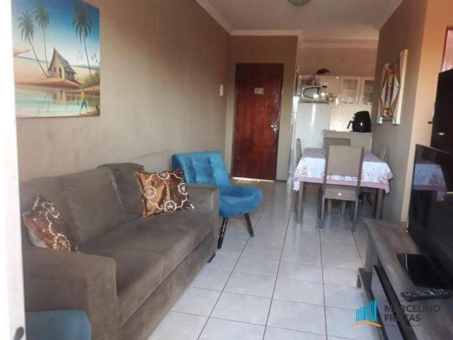 Apartamento 02 quartos sendo 01 suíte + wc. social, R$ 139mil. Mondubim, Fortaleza-Ce. - Foto 7