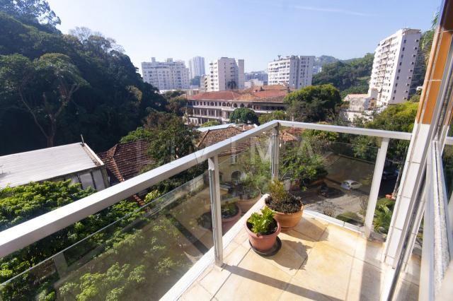 Apartamento para alugar com 4 dormitórios em Cosme velho, Rio de janeiro cod:LIV-3242 - Foto 10