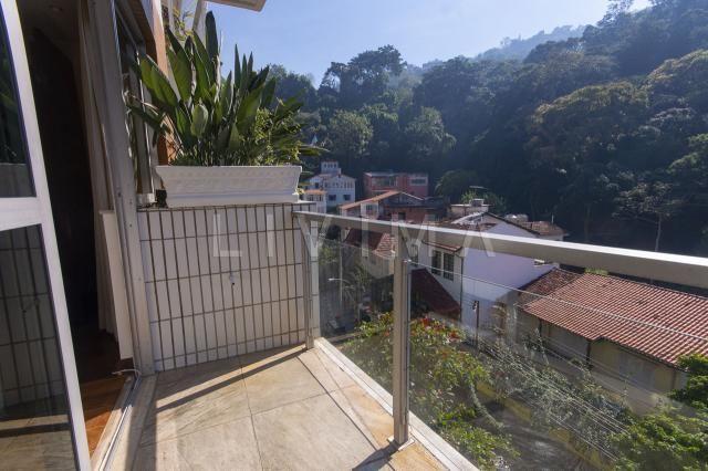 Apartamento para alugar com 4 dormitórios em Cosme velho, Rio de janeiro cod:LIV-3242 - Foto 2