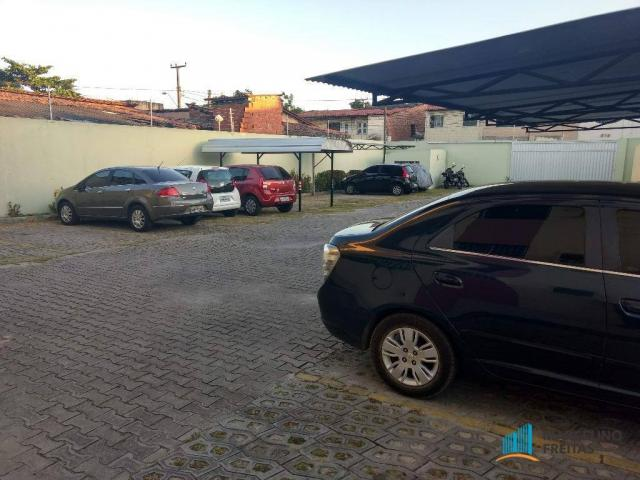 Apartamento 02 quartos sendo 01 suíte + wc. social, R$ 139mil. Mondubim, Fortaleza-Ce. - Foto 4