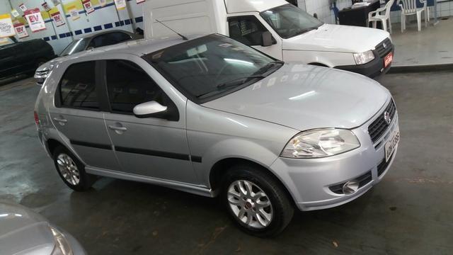 Fiat - Palio ELX 1.4 Fire Completo Prata 2009 - Foto 4