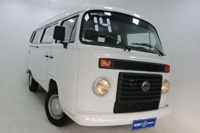 Vw - Volkswagen Kombi Standard Mi 1.4 Flex - 2014
