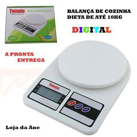 Balança digital de cozinha até 10 kg - Foto 2