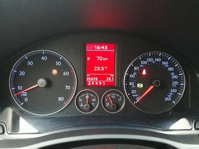 Volkswagen Jetta 2007 Blindado nível 3 - Foto 7