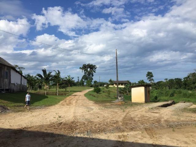 Fazenda Plana em Itapoá com Valor de Ocasião, Aceita parte em Permuta - Foto 5