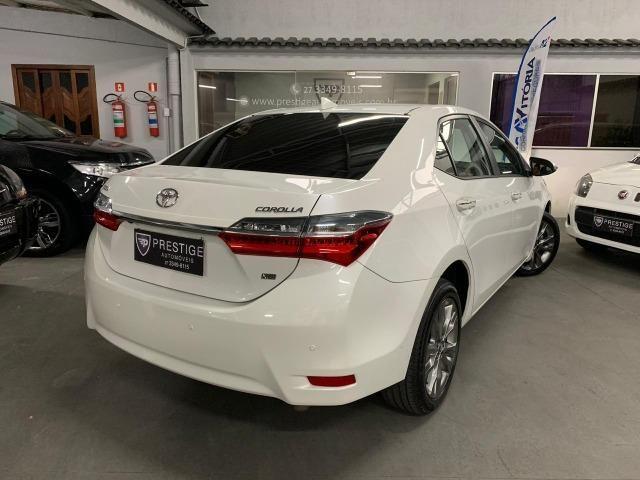 Corolla Xei 2.0 AT Mod.2019 Garantia de Fábrica km 15.600 Impecável Prestige Automóveis - Foto 5