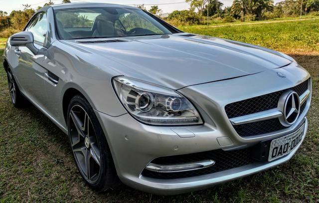 Mercedes-benz slk-200 cgi 2l 1.8 at 11-12