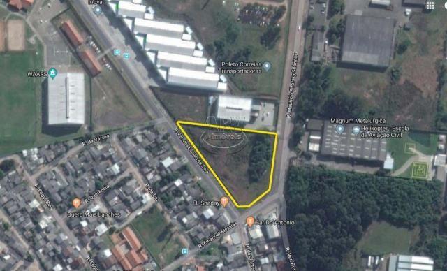 Terreno à venda em Distrito industrial, Cachoeirinha cod:2575