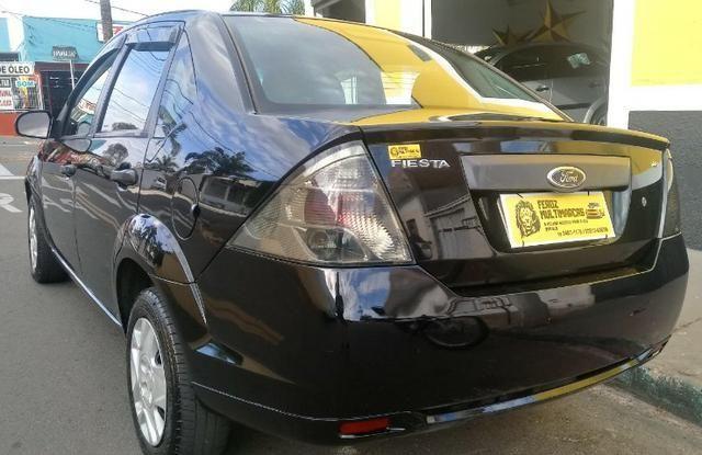 Fiesta Sedan 1.6 Completo 2012 - Foto 6