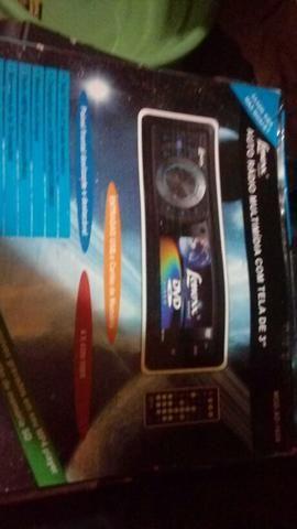 Radio dvd