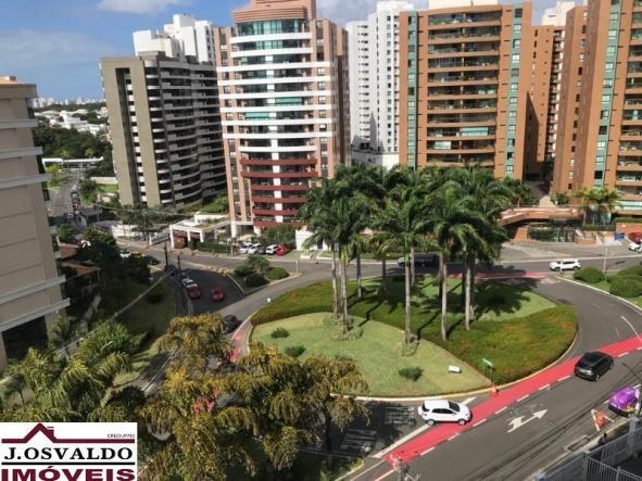 Apartamento para alugar com 4 dormitórios em Alphaville i, Salvador cod:AP00101