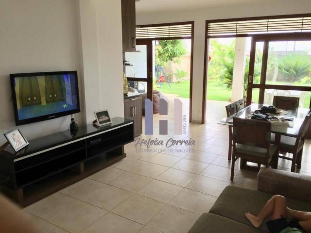 Casa duplex com 3 dormitórios à venda, 228 m² por r$ 590.000 - parque das nações - parnami - Foto 4