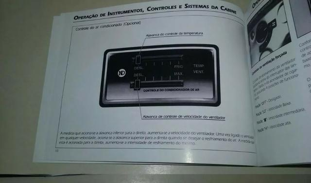 Manual Toyota Bandeirante 14b - Foto 3