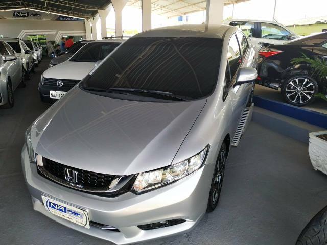 Honda Civic LXR 15/15 - Foto 3