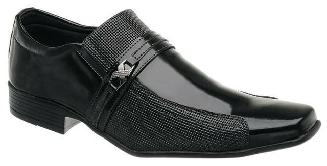 Promoção Relâmpago * Sapato Social Masculino - Confortável - Foto 5