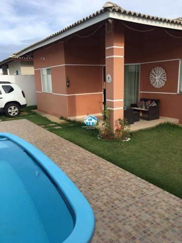 Casa de condomínio à venda com 3 dormitórios em Arembepe, Arembepe (camaçari) cod:142 - Foto 6
