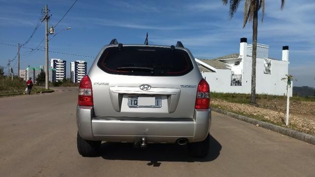 Vendo Hyundai Tucson manual com GNV - Foto 4