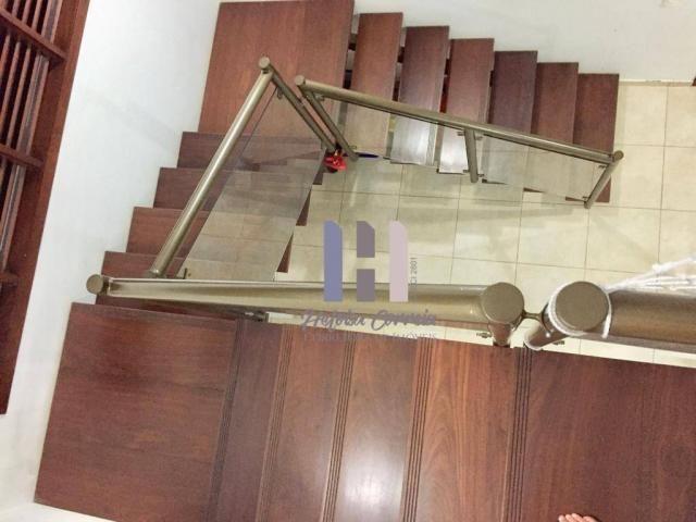 Casa duplex com 3 dormitórios à venda, 228 m² por r$ 590.000 - parque das nações - parnami - Foto 6