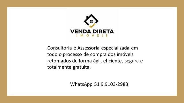 Apartamento 2 quartos e box garagem Res Porto Polaris Bela Vista Caxias - Retomado - Foto 2