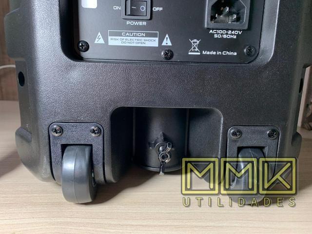 Caixa De Som Amplificada Ecopower 10 polegadas Bluetooth- Nova - Foto 4
