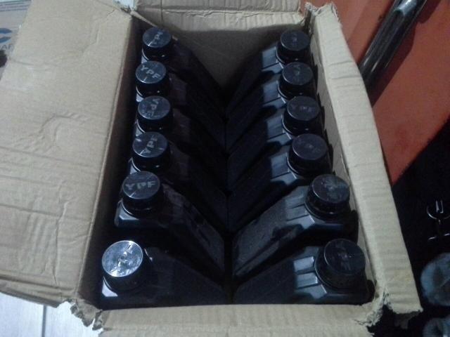 Óleo lubrificante motor 5w 30 sintético ypf - Foto 3