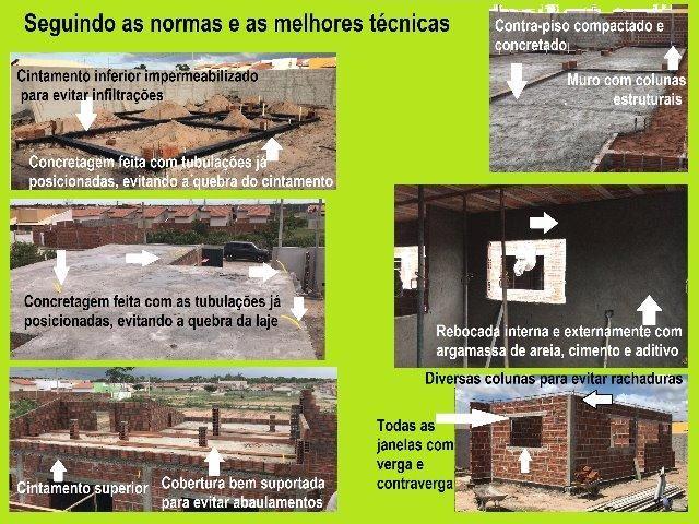 Linda casa no Flores do Campo II com 78m2. Documentação grátis. Apenas R$ 139.000,00 - Foto 17