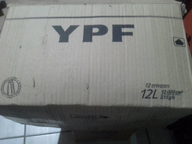 Óleo lubrificante motor 5w 30 sintético ypf - Foto 5