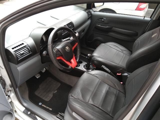 VW Spacefox Sportline 1,6 Flex Raridade Muito Novo Valor Real Sem Pegadinhas!!!!!! - Foto 10