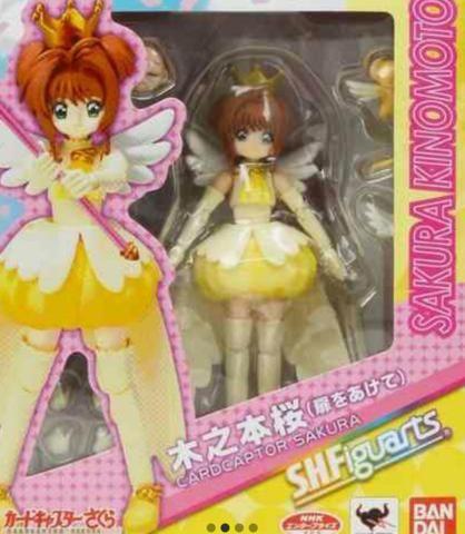 Sakura Card Captors - S.H. Figuarts - Foto 4