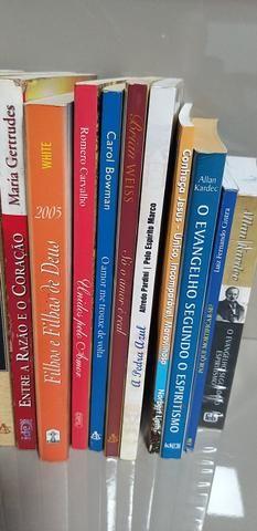 Livros da Zibia Gasparetto e outros