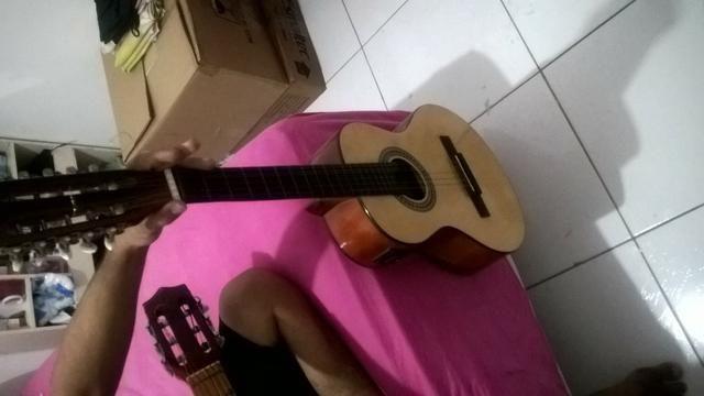 Viola caipira 10 cordas Giannini - Foto 4
