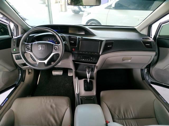 Honda Civic LXR 15/15 - Foto 4