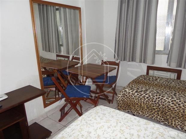 Kitchenette/conjugado à venda com 1 dormitórios em Copacabana, Rio de janeiro cod:830328 - Foto 3