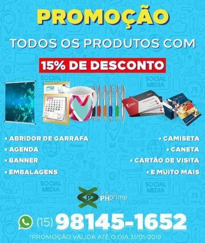 Gráfica - Promoção desconto - Outros itens para comércio e ... d0e94eb366f
