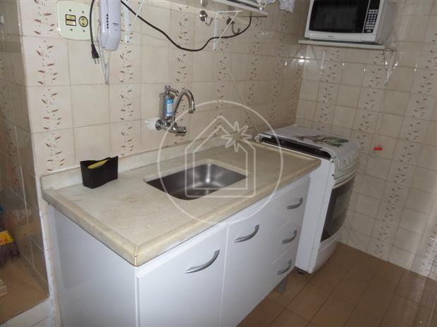 Kitchenette/conjugado à venda com 1 dormitórios em Copacabana, Rio de janeiro cod:830328 - Foto 7