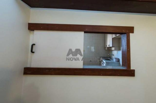 Apartamento à venda com 1 dormitórios em Tijuca, Rio de janeiro cod:NTAP10170 - Foto 13