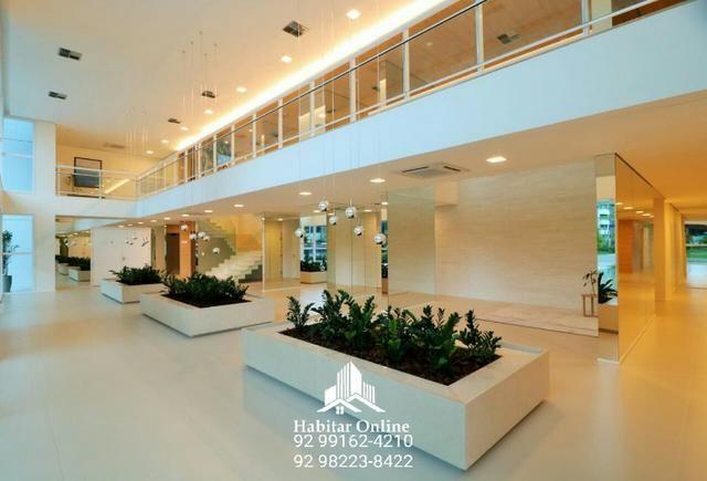 Atmosphere apartamento no Adrianópolis alto padrão na promoção - Foto 5