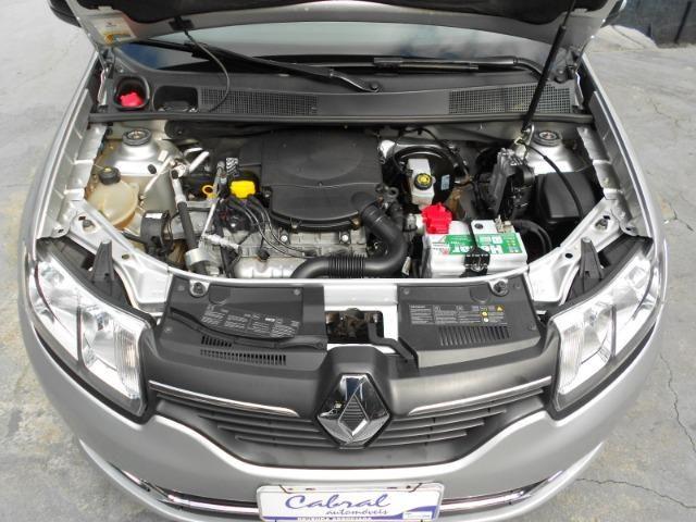 Renault Logan 1.6 Dynamique Automático Flex - Foto 13